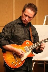 Master Session Guitarist Michael Dowdle
